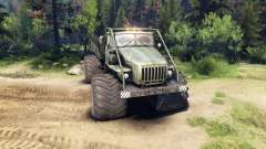 Ural-4320 Polar Explorer v1.2 for Spin Tires
