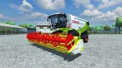 CLAAS Lexion 550 v2.5