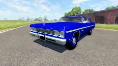 Plymouth Fury III 1969
