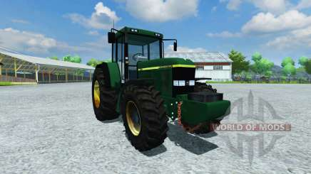 John Deere 7810 for Farming Simulator 2013
