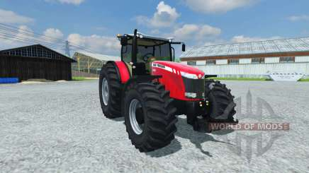 Massey Ferguson 8690 v2.1 for Farming Simulator 2013