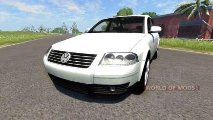 Volkswagen Passat B5 for BeamNG Drive