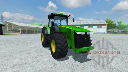 John Deere 8360R v1.4 for Farming Simulator 2013