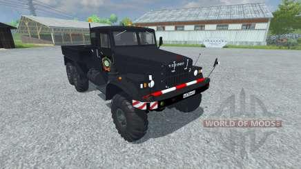 KrAZ-s for Farming Simulator 2013