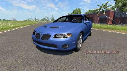 Pontiac GTO 2005 for BeamNG Drive