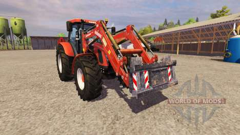 Truck mounted equipment for Farming Simulator 2013