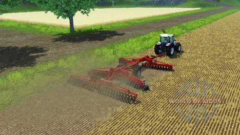 Harrow Vicon Discotiller 6.3 XR for Farming Simulator 2013