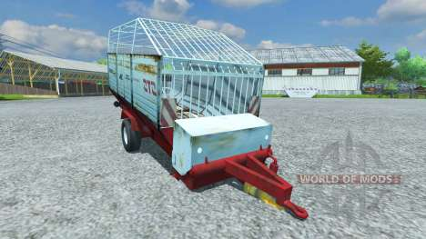Forage trailer HORAL MV 022 for Farming Simulator 2013