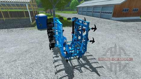Cultivator Lemken Gigant 1821 for Farming Simulator 2013