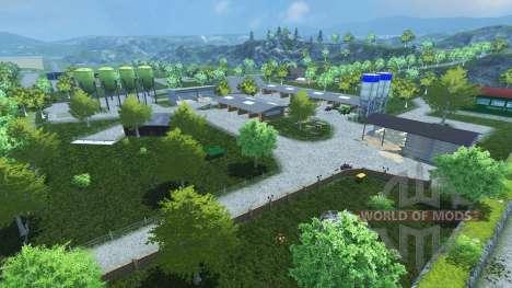 Friesenmap for Farming Simulator 2013