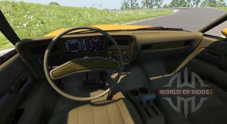 Bruckell Moonhawk Sedan & Station wagon for BeamNG Drive