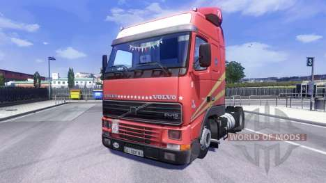 Volvo FH12 Globetrotter for Euro Truck Simulator 2