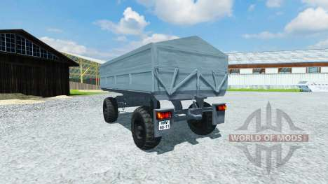 Trailer Fortschritt HW60 v2.0 for Farming Simulator 2013