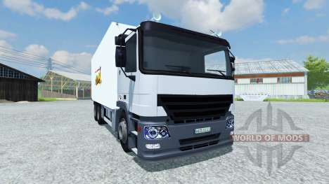 Truck Koffer for Farming Simulator 2013