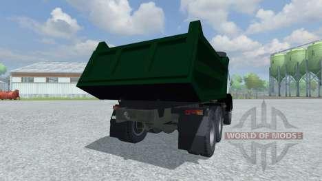 KamAZ-55111 1990 for Farming Simulator 2013