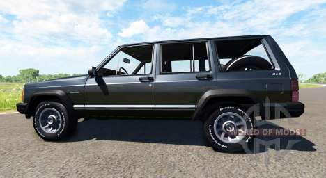 Jeep Cherokee 1984 for BeamNG Drive