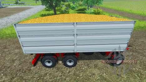 Trailer Reisch BKD3 240V v3.0 for Farming Simulator 2013