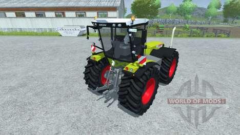 CLAAS Xerion 3800VC v2.0 for Farming Simulator 2013