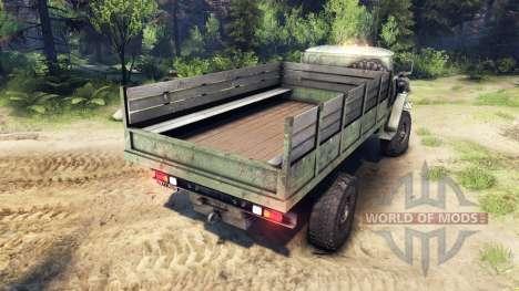 Ural-43206 for Spin Tires