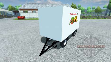 Trailer Koffer for Farming Simulator 2013