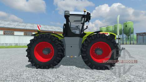 CLAAS Xerion 3800VC v2.0 for Farming Simulator 2013