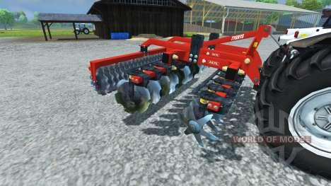 Cultivator Akpil Tygrys v2.0 for Farming Simulator 2013