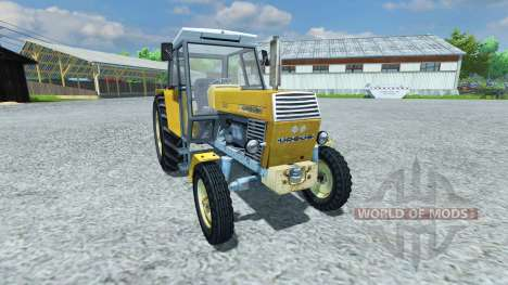 URSUS 1201 v2.0 Yellow for Farming Simulator 2013