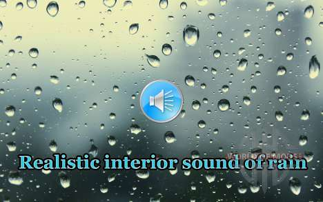 Realistic sound of rain for Euro Truck Simulator 2