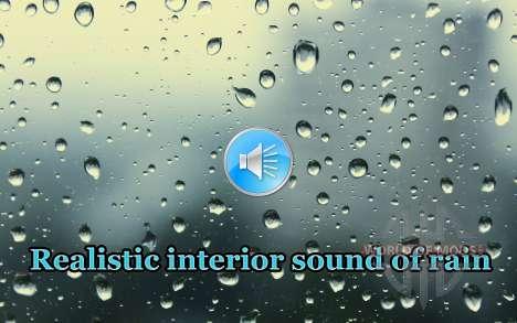 Realistic sound of rain for Euro Truck Simulator 2