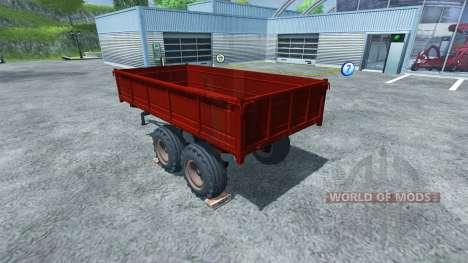 Semi-PTU-7.5 for Farming Simulator 2013