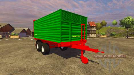 Trailer Stetzl Tk13 v1.3 for Farming Simulator 2013