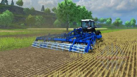 Cultivator Frost Grubber for Farming Simulator 2013