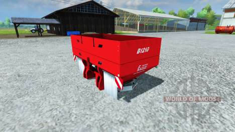 Rauch Axera B1210 v2.0 for Farming Simulator 2013