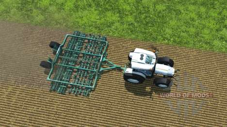 The PAC cultivator - 6 Cardinal for Farming Simulator 2013
