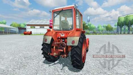 MTZ-80 old for Farming Simulator 2013