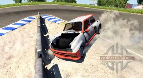 Renault 5 Turbo for BeamNG Drive