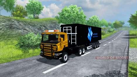 Semi-MOMO for Farming Simulator 2013