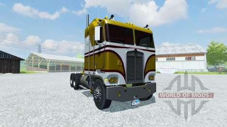 Kenworth K100 for Farming Simulator 2013