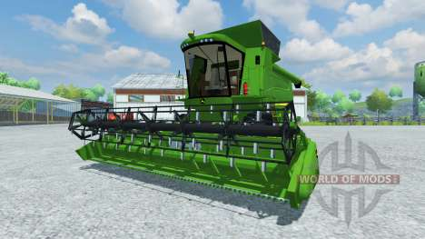 John Deere 660i v2.0 for Farming Simulator 2013