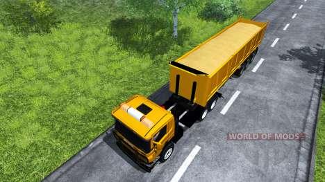Semi KOGEL Agroliner for Farming Simulator 2013