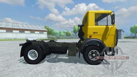 MAZ-54331 for Farming Simulator 2013