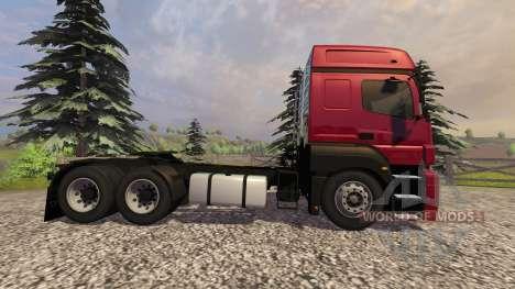Mercedes-Benz Axor for Farming Simulator 2013