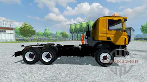 Scania R380B for Farming Simulator 2013