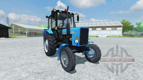 MTZ-82.1 v2.0 for Farming Simulator 2013
