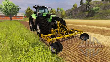 Cultivator Agrisem for Farming Simulator 2013