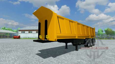 Semi KOGEL Agroliner for Farming Simulator 2013