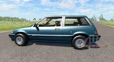 Honda Civic Si 1986 for BeamNG Drive