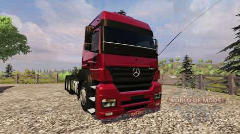 Mercedes-Benz Axor for Farming Simulator 2013