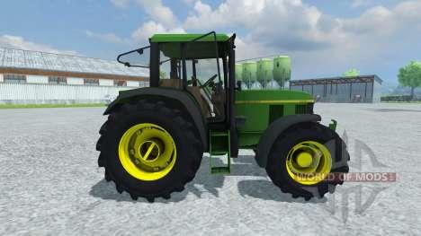 John Deere 6610 for Farming Simulator 2013