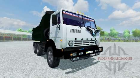 KamAZ-55111 1990 for Farming Simulator 2013